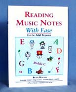 Read Music Notes - Adults image